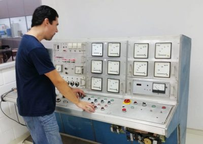 Denco Fuses Inc | Test Lab